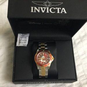 Invicta Disney limited edition watch